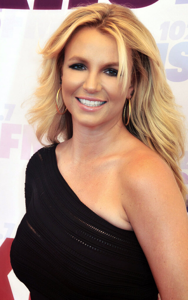 britney spears april fools joke about her age