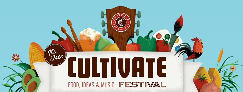 Chipotle Cultivate Festival Returns to WestWorld
